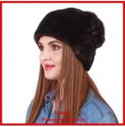 Норковая шапка Каролина 2