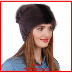 Норковая шапка Каролина 3