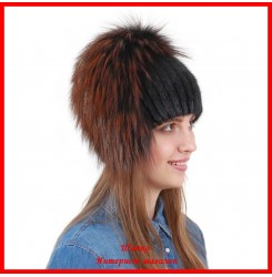 Меховая шапка Муза 3