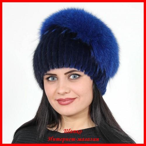 Меховая шапка Кателина