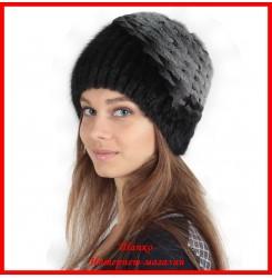 Меховая шапка Ирена