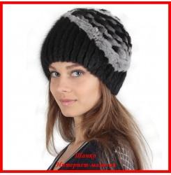 Меховая шапка Руно