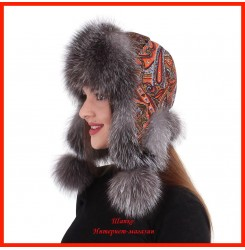 Зимушка Русский стиль 4