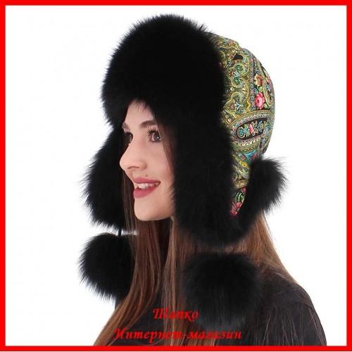 Зимушка Русский стиль 3