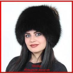 Песцовая шапка Жасмин