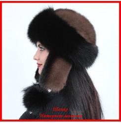 Меховая шапка Ярославна