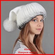Трикотажная шапка Микки