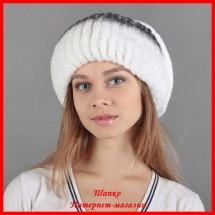 Трикотажная шапка Амелия