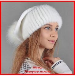 Трикотажная шапка Дарси