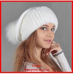 Трикотажная шапка Альбина