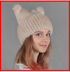 Трикотажная шапка Ассоль