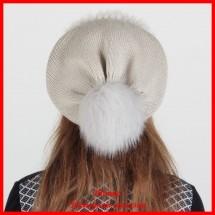 Трикотажная шапка Анжела