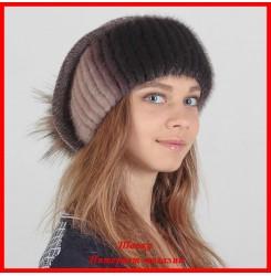 Трикотажная шапка Инга
