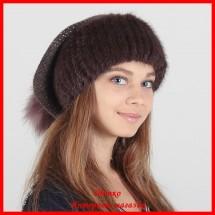 Трикотажная шапка Керри