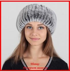 Трикотажная шапка Мариша