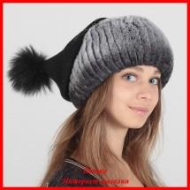 Трикотажная шапка Кристина