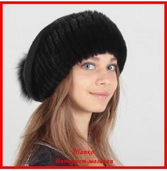Трикотажная шапка Эдита