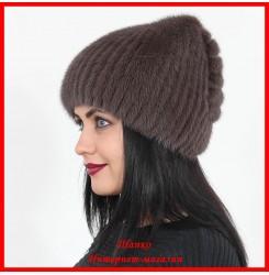 Меховая шапка Эмили