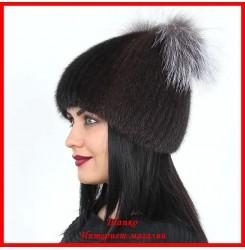 Меховая шапка Джейн