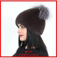 Меховая шапка Ерлин