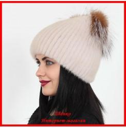 Меховая шапка Александра