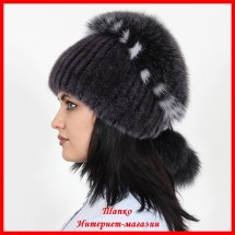Меховая шапка Мэри